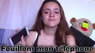 FOUILLONS MON TELEPHONE