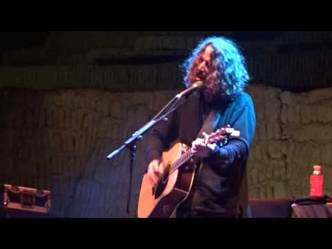* Chris Cornell en Lima - I Am The Highway - 02DIC16