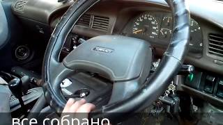 видео Размеры крестовина рулевого вала ВАЗ 2105