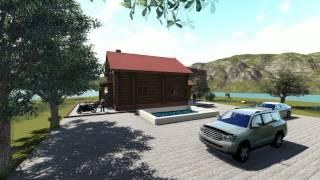 Проектирование домов marisrub.ru(Визуализация проекта marisrub.ru., 2012-12-29T20:58:32.000Z)