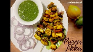 EASY PANEER TIKKA IN CONVECTION OVEN Ep. 5