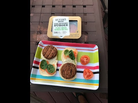 Beyond Meat - The Beyond Burger Review