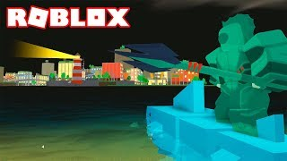 EVENTO AQUAMAN Y ATLANTIS! 🔱 Roblox Power Simulator