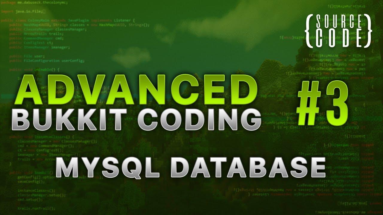 Solved - help with mysql | SpigotMC - High Performance Minecraft