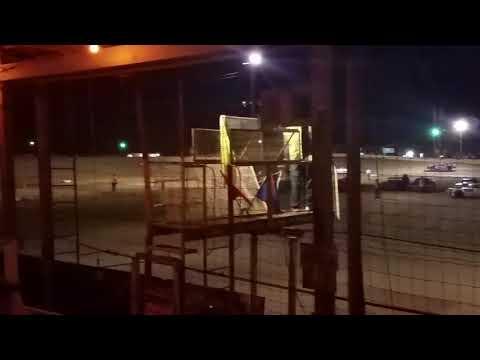 Jeremy Nichols J24 | Street Stock Heat Race | Charleston Speedway 10-7-2017