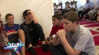 أول مسجد يحمل اسم مصر بالنمسا يخدم 15 ألف مسلم.. فيديو وصور