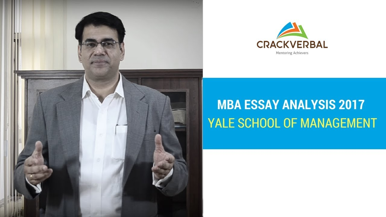 yale mba 2009 essays For the 2016-2017 mba application season, yale school of management is doing something a little differently the school has released a new essay question for the first time since 2014 this year's essay continues the yale som trend of paring down their essays to the bare minimum, from four.