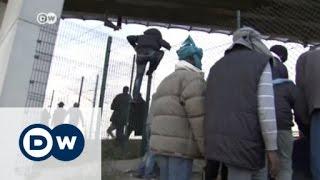 تشديد فرنسي بريطاني على عبور اللاجئين نفق المانش   الأخبار