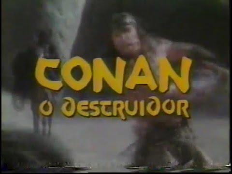 CONAN BAIXAR DUBLADO DESTRUIDOR O GRATIS FILMES