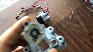 видео Замена замка зажигания ВАЗ 2110, 2111, 2112, Калина, Гранта, Приора, 2114 и 2115