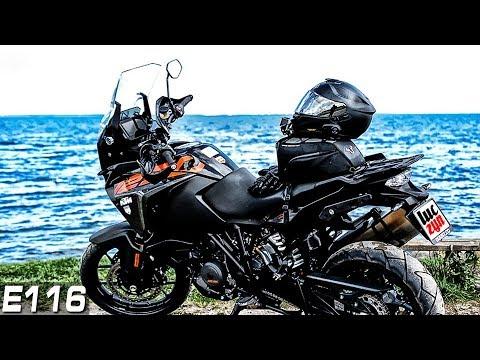 Bałtyk, Cofanie Na Autostradzie i Mięso Lagowe | Maszyna u LucZyna #10 | KTM 1290 Super Adventure S