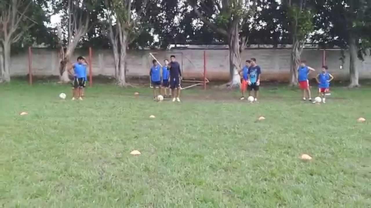 Calentamiento De Futbol Para Ninos De 12 Anos Youtube