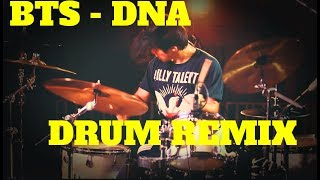 BTS - DNA - Drums By Nishant Hagjer