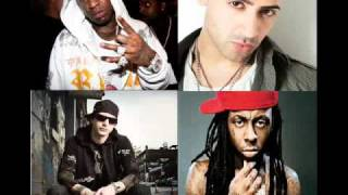 Kevin Rudolf Ft. Birdman Jay Sean And Lil Wayne I Made It♥