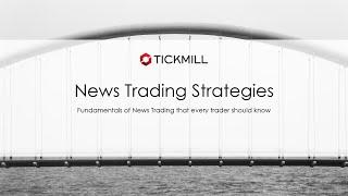 Webinar: News Trading Strategies in Forex