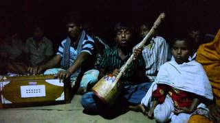 spiritual song by Bangladeshi boy during night