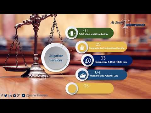 UAE Litigation Services