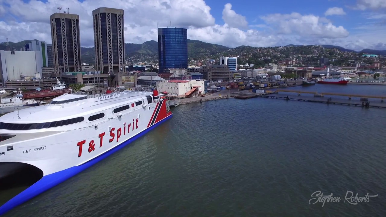 Show me your ferry ! - Page 3 - SkyscraperCity |Trinidad And Tobago Ferries