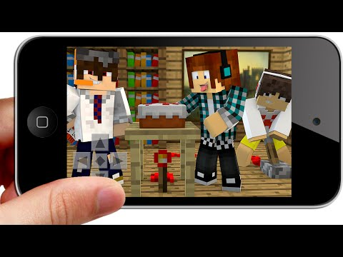 Minecraft PE : ARMADILHA DO BOLO  ( Minecraft Pocket Edition)