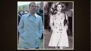 Зачем Медведев надел платье?!!