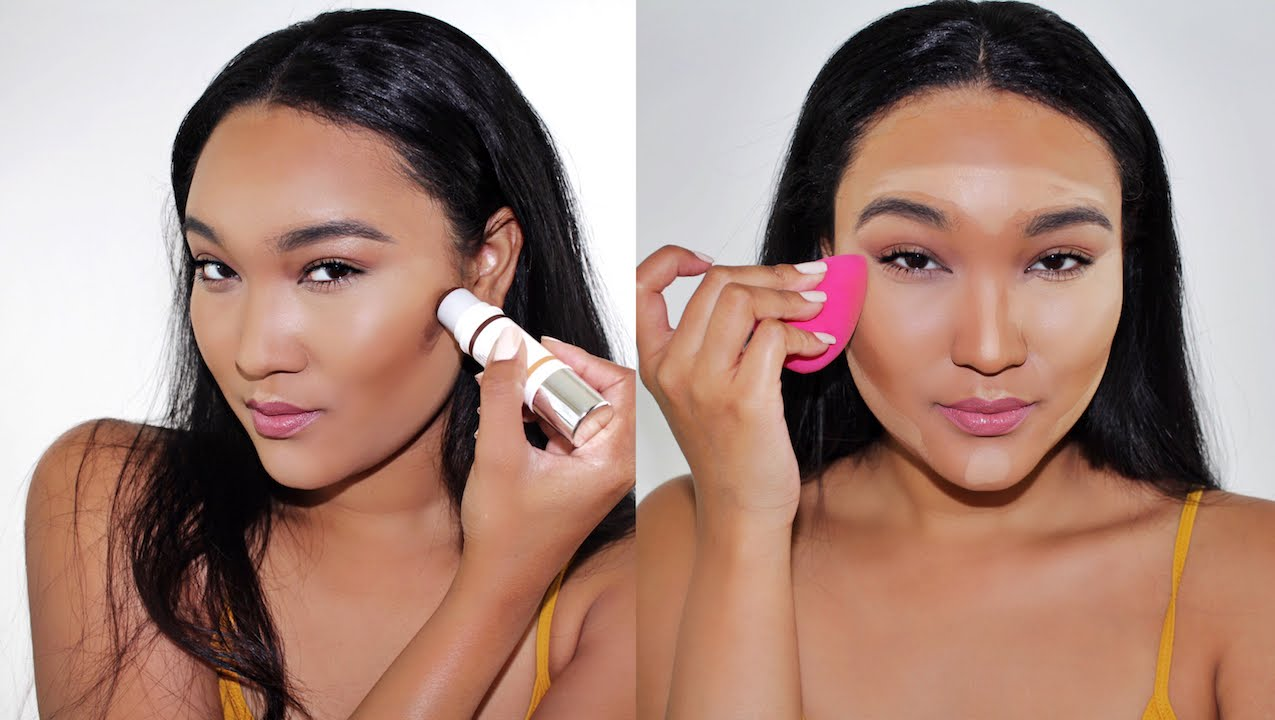 Quick Contour Highlight Tutorial Stick