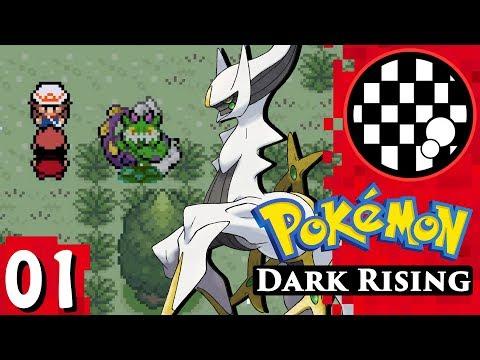 Pokemon Dark Rising Kaizo | PART 1