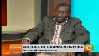 Power Breakfast: Culture of Drunken Driving