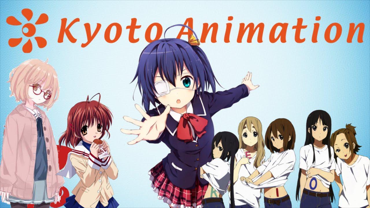 Resultado de imagen de Kyoto Animation