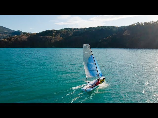 LiteXP 16 presentation : a perfect row & sail boat for daily adventures!