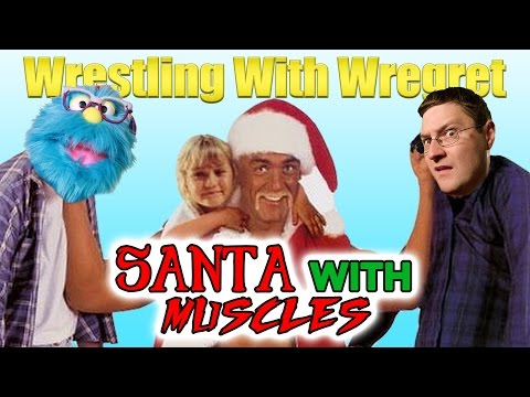 Santa With Muscles (w/ Puppet) | Wrestling With Wregret