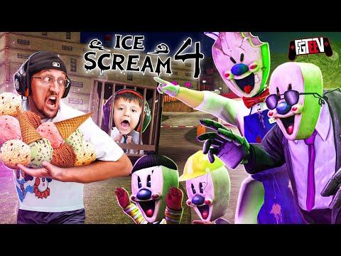 ICE SCREAM 4: