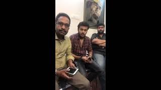 Bruhaspathi Director Nandakishore and Actor Manoranjan Interview   Chitraloka