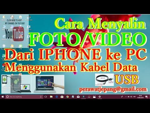CARA CEPAT KIRIM FILE BESAR DARI PC(WINDOWS) KE IPHONE/IOS TANPA ITUNES & SHARE IT (VIDEO,MUSIK,DLL).