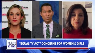 Campus Reform Spokesperson Says Equality Act Would Devastate Women's Sports
