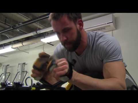 Sochi Paralympian Aaron Pike