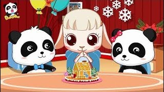 【Christmas 🎅】Happy Christmas Original Animation To See How Everyone Has Christmas! Children Cartoon