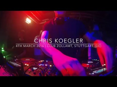 Chris Koegler (90 minutes HD) | Club Zollamt Stuttgart (DE) | 4th March 2016