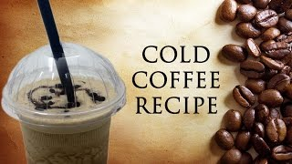 Easy Cold Coffee