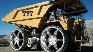 10 Cамых больших машин в мире