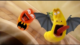 LARVA ❤️ The Best Funny cartoon 2017 HD ► La WINGS ❤️ The newest compilation 2017 ♪♪ PART 50