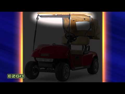 E-Z-GO TXT Golf Cart Serial Number Look-Up