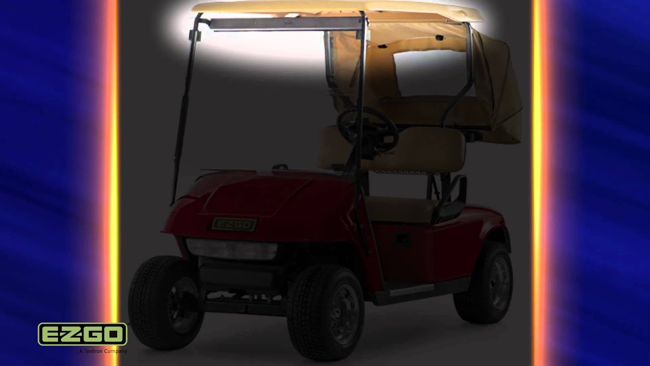 ezgo year model by serial number