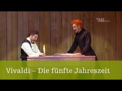 Vivaldi – Die fünfte Jahreszeit – Die Macher der BaRock-Oper | Volksoper Wien