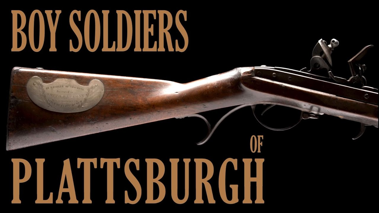 Congressional Hall Rifle from the War of 1812
