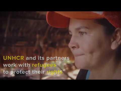 Durable Solutions UNHCR Venezuela- Violeta