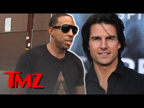 Ludacris Nicknamed His Penis After A Famous Tom Cruise Movie! | TMZ