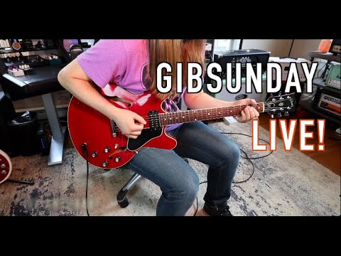 Gibsunday LIVE!