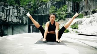 The Dharmic Path | Ashtanga Yoga Demo by Paige Elizabeth