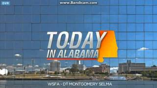 WSFA: WSFA 12 News Today In Alabama Open--01/12/16
