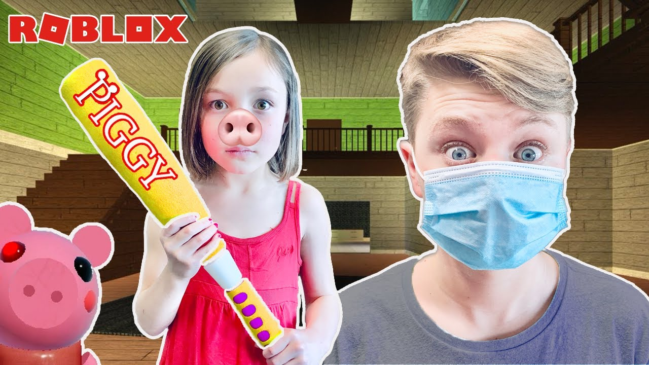 Download RoBLoX PiGGy iNfEcTiOn   Chapter 1: House! Escape Psycho Pig in Real Life